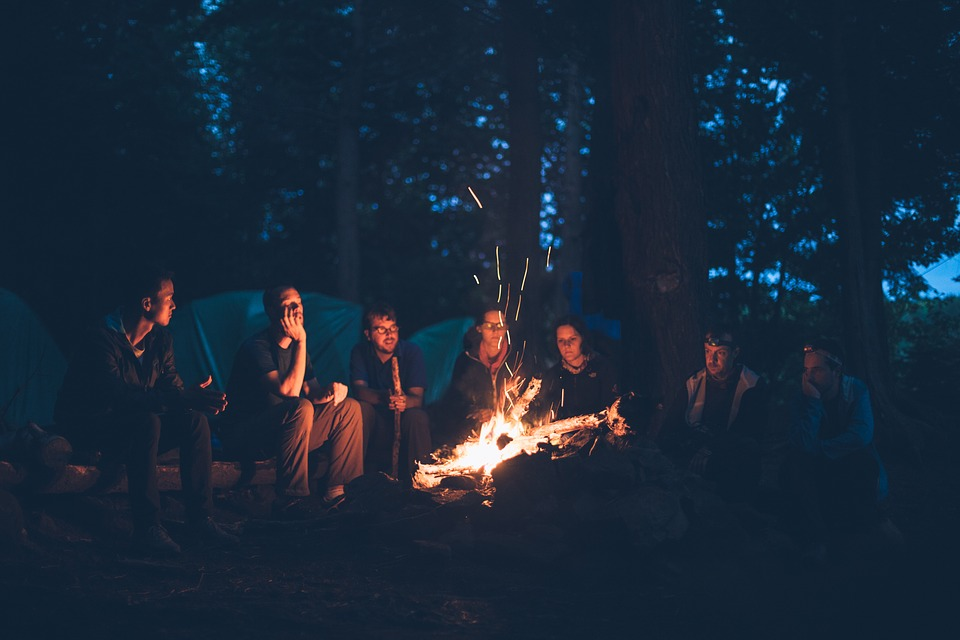 Camping et environnement : le scoutisme